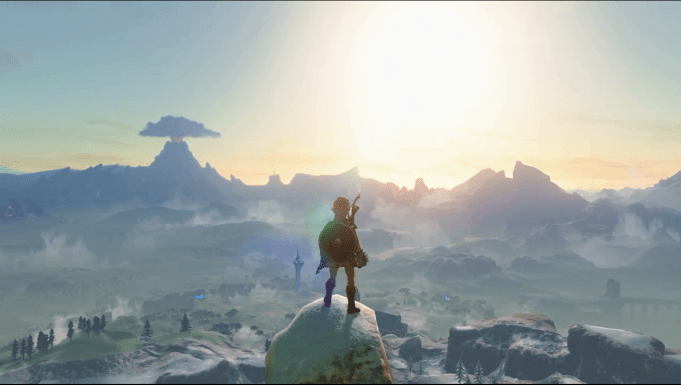 The Legend of Zelda: Breath of The Wild - 10/20/16 Trailer