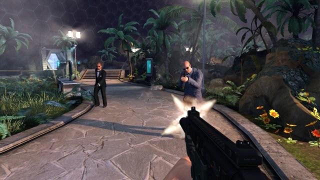 007 Legends Gunplay