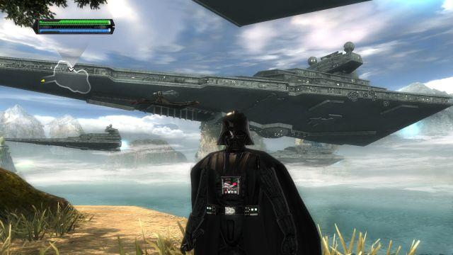 Force Unleashed Vader