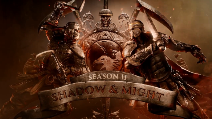 For Honor - Season 2 - Shadow & Might