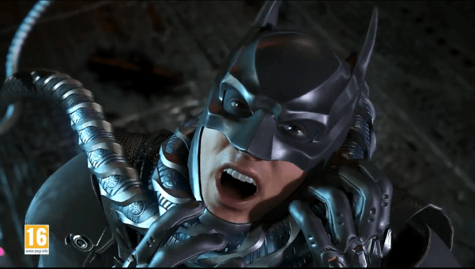 Injustice 2 - Brainiac Trailer
