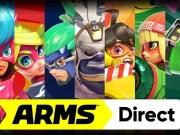 Arms - Nintendo Direct