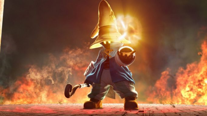 TGS: Final Fantasy 9 on Its Way