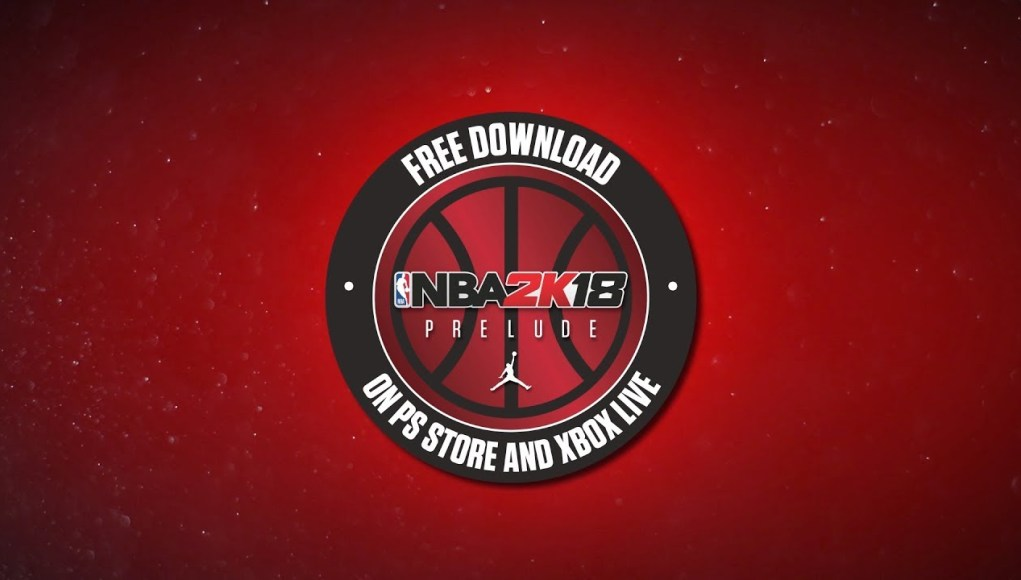 NBA 2K18 The Prelude Releases For PS4 and Xbox One This Week