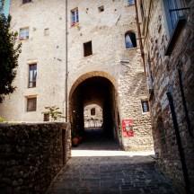 Gubbio - vicoli medievali
