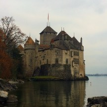 Il castello di Chillon