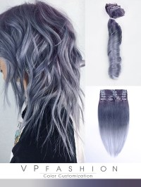 Colorful Hair Extensions - VPfashion.com