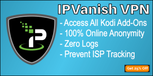 IPVanish VPN How To ipvanish Install With KODI
