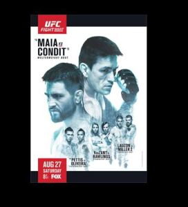 UFC ON FOX 21 VANCOUVER LIVE STREAM ONLINE FREE