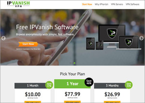ipvanish-web - VPNDada