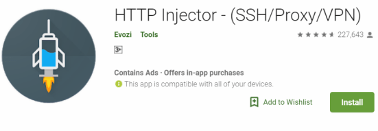 HTTP Injector For Mac
