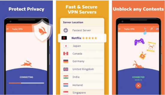 Turbo VPN APK Download