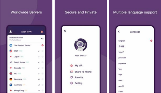 Alien VPN APK Download