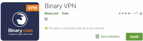Binary VPN For Windows