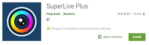 SuperLive Plus PC Download