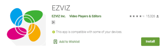 EZVIZ Download for PC