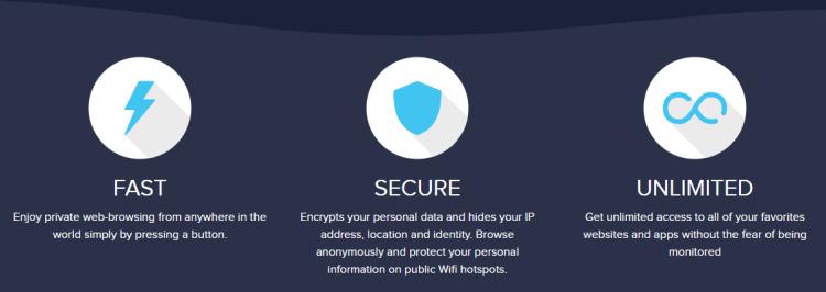 Secnet VPN for PC