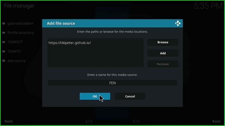 Add file source for FEN addon