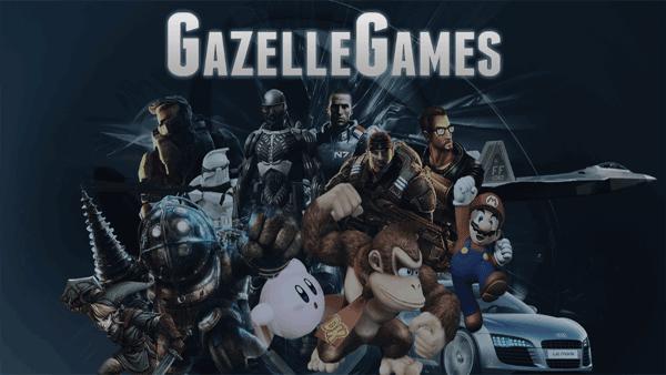 GazelleGames