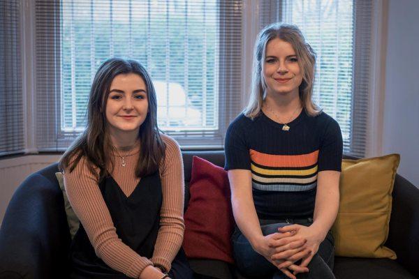 Ilona and Marika new team members