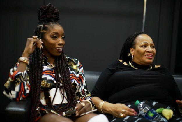 Estelle Curates Successful Evening of Afro-Beats, Reggae, Dancehall
