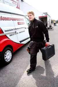 Servicetekniker i Helsingborg