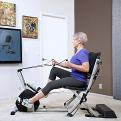 Chair Gym Exercise System Covers For Banquets Resistance Vq Orthocare