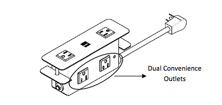 Power Outlet With Usb Ports Power Strips With Surge