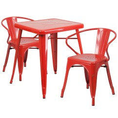 Bistro Tables And Chairs Plastic Adirondack Target Wow Quality Cafe Enhance Your Flash Furniture Stools