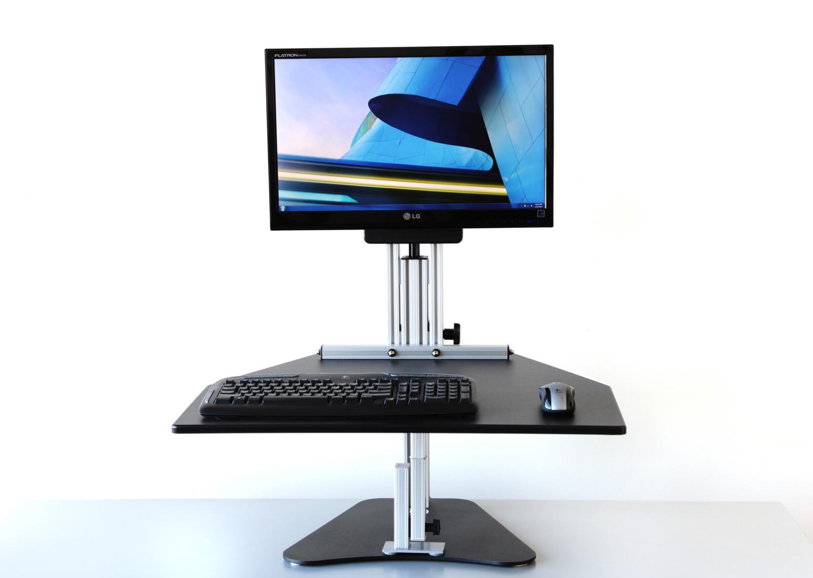 Ergo Desktop Kangaroo Pro FullSize Unit
