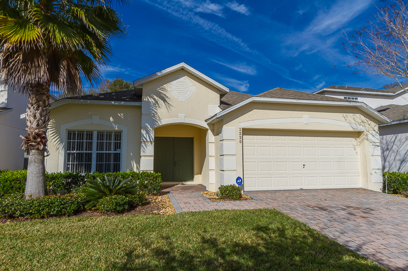 CUMBRIAN LAKES VACATION VILLA KISSIMMEE  4 Bedroom 3 Bathroom