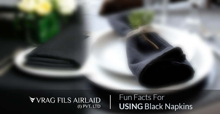 Fun Facts For Using Black Napkins