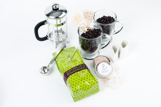 French Press Set by Grace Hightower -- VRAI Magazine