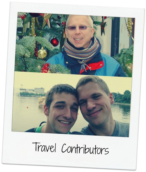 2014 Travel Contributors -- VRAI Magazine