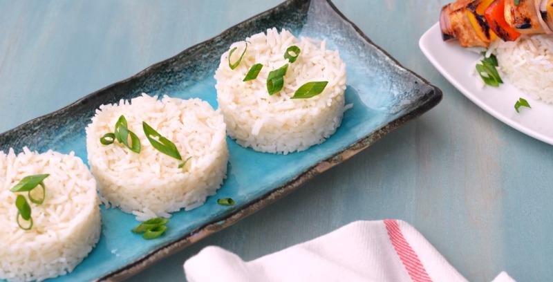 Coconut Rice -- VRAI Magazine