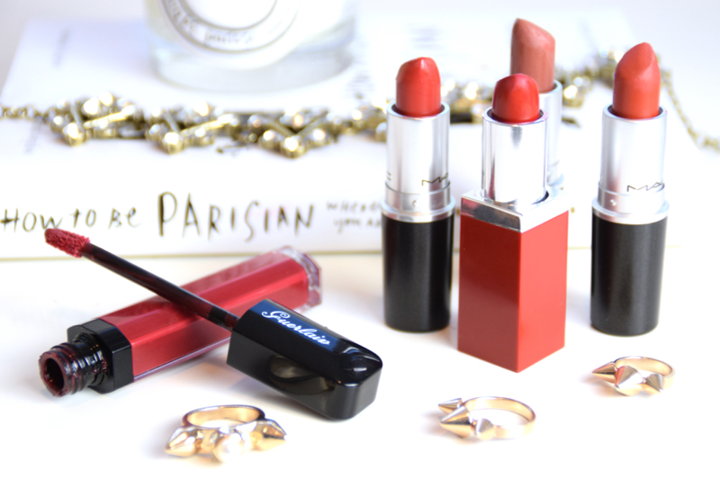 Top 5 Lip Products for Fall -- VRAI Magazine