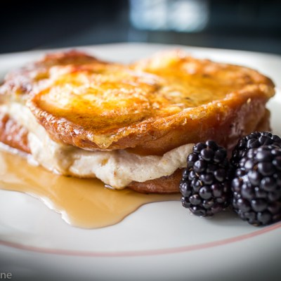 Stuffed Brioche French Toast -- VRAI Magazine