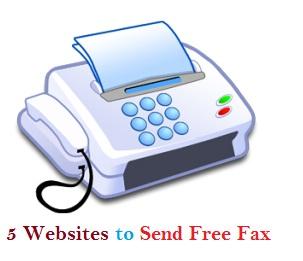 Envoyer un fax gratuit