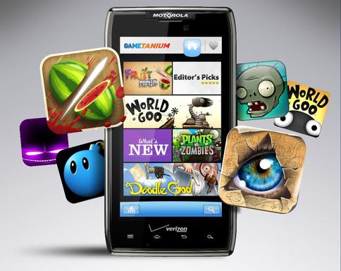 Jeux gratuits pour téléphone portable