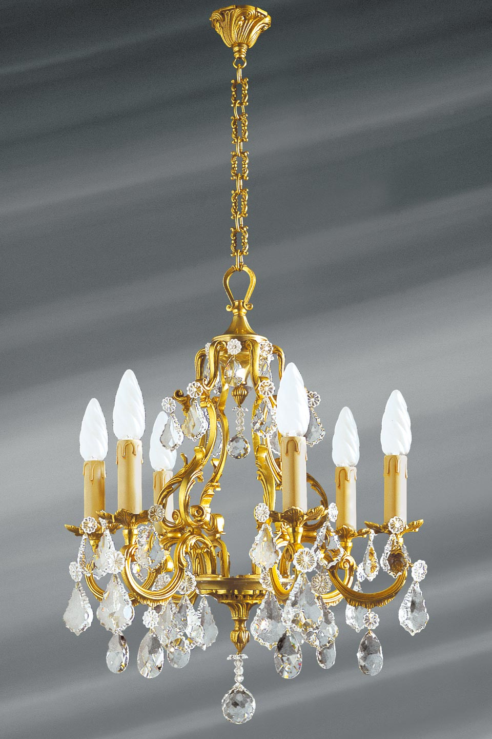 old gold patinated solid bronze chandelier 6 5 or 3 light versions