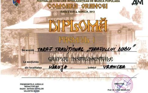 diploma taraf