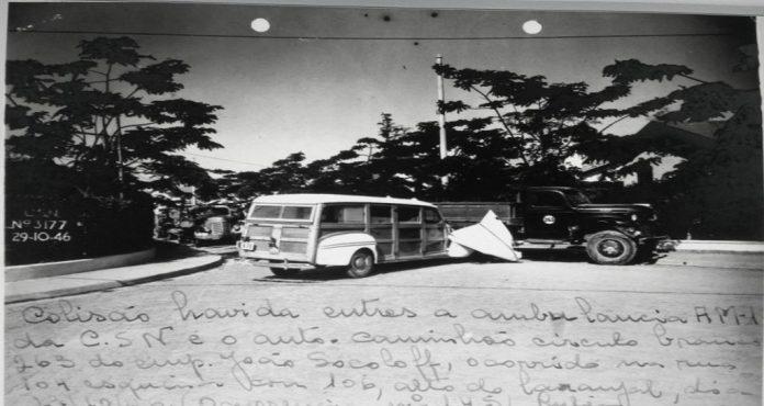 Acidentes estranhos em Volta Redonda