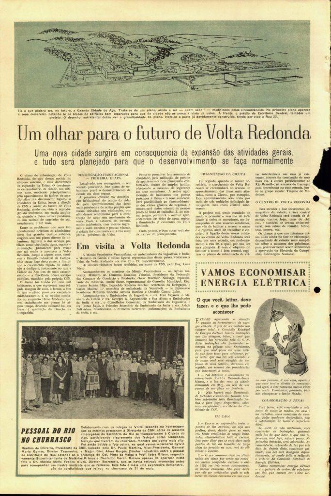 Volta Redonda -OLingote Edição 7 – 25 de Junho de 1953 - Página 12
