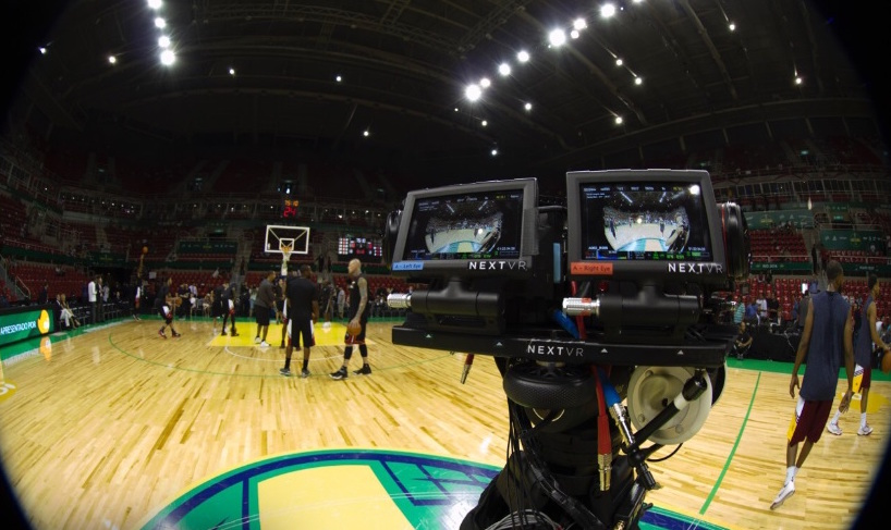 NBA and VR Viewing