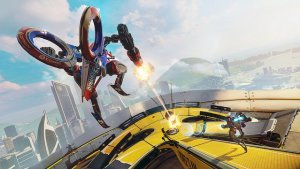 Rigs Mechanized Combat League VR Game Screenshot