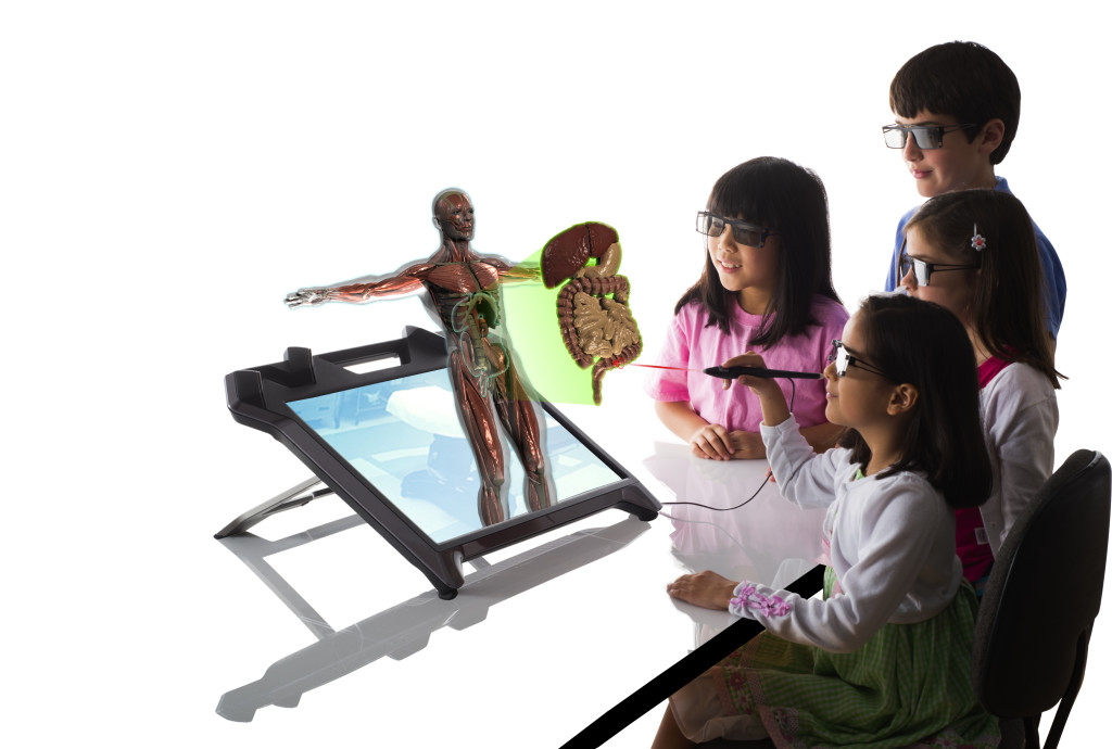 VR for Education
