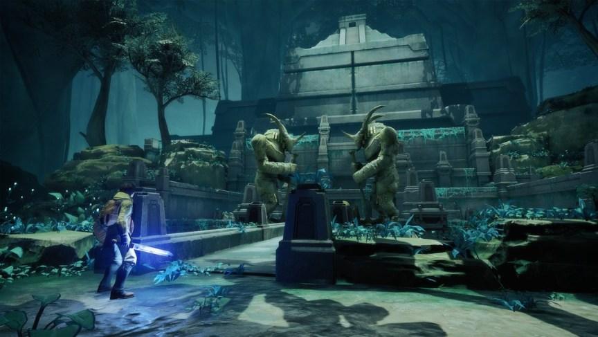 chronos vr oculus rift game screenshot