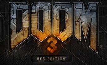 doom 3 game logo