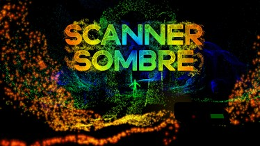 scanner sombre vr - multicolor scan of a space with player
