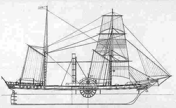 Steamship Great Western